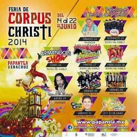 FERIA CORPUS CHRISTI 2014