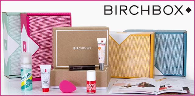 38 abonnements de 3 mois à Birchbox