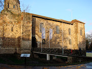 Colchester Castle. We visited a large castle in nearby Colchester once, .