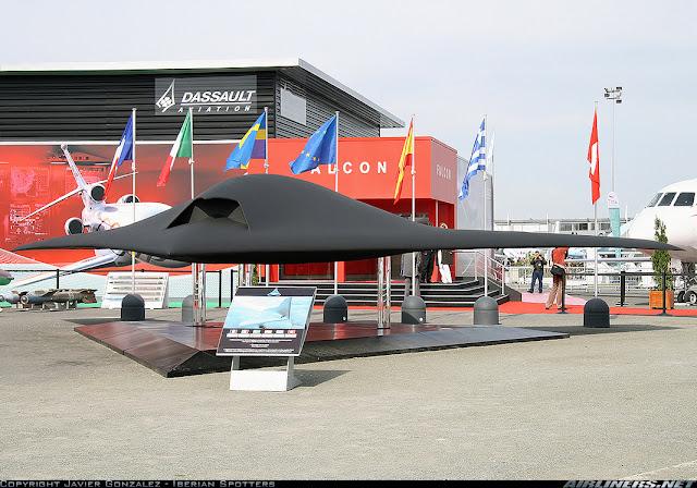 aeronaves - Aeronaves  no tripuladas y Drones  de todo el mundo. Noticias,comentarios,imagenes,videos. Caza+Neuron