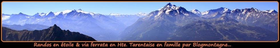 ➽ La Haute Tarentaise et l'une de ses via ferrata par Blogmontagne  ~