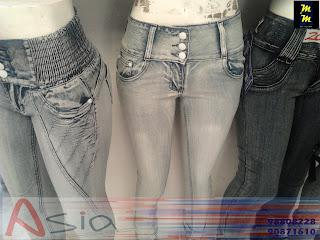 Jeans torreros