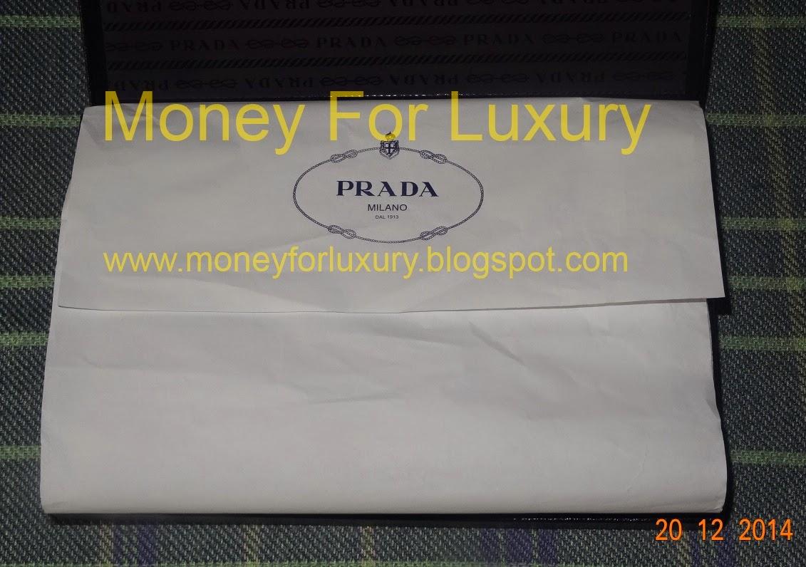 Money For Luxury: Prada Small Bag Christmas 2014 - Patent Saffiano ...