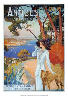 Poster Antibes