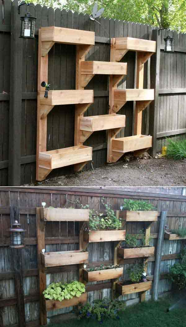 27 Diy Reclaimed Wood Projects For Outdoor Do It Yourself Ideas And Projects
