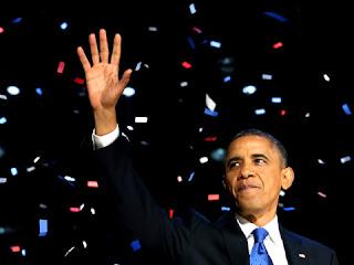 Barack Obama again become the President Of America