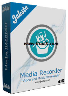 Jaksta Media Recorder 5.0.1.54 Crack With Serial Key Full Version Free Download