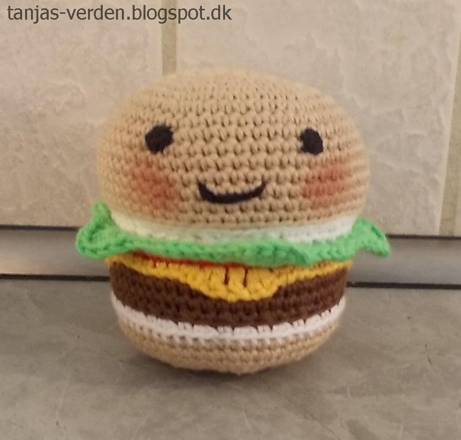 hæklet burger