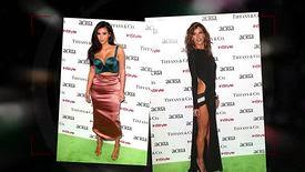 Kim Kardashian est éclipsée par Alessandra Ambrosio sur le tapis rouge