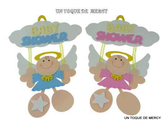 UN TOQUE DE MERCY: BABY SHOWER