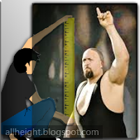 Big Show Height - How Tall