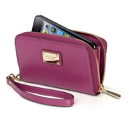 Michael Michael Kors Essential Zip Wallet for iPhont 5 Casing