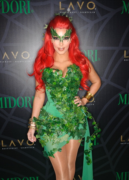 Living in the moment celebrity halloween costumes gorgeous poison ivy costume solutioingenieria Image collections