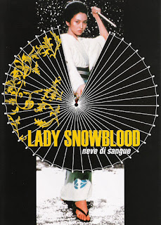 Shurayukihime - Lady Snowblood - Krwawa pani śniegu - 1973