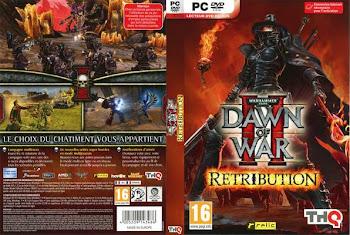 Warhammer Dawn of War 2: Retribution (1DVD) RTS