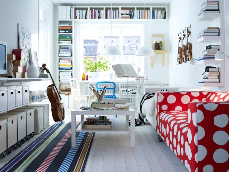 La Fabrique à Déco: Des instruments de musique dans la maison selon ...