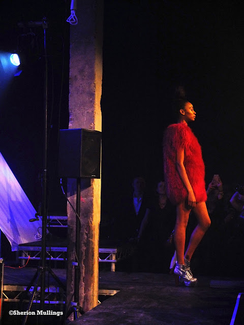 The Shoreditch fashion Show