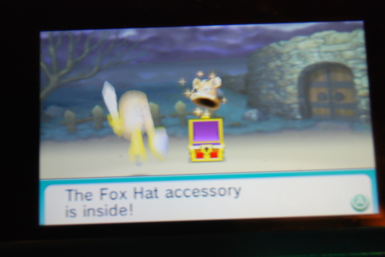 3DS Mii Hats http://gamingpicsandclips.blogspot.com/2012/02/unlocking-fox-hat-in-find-mii-ii.html