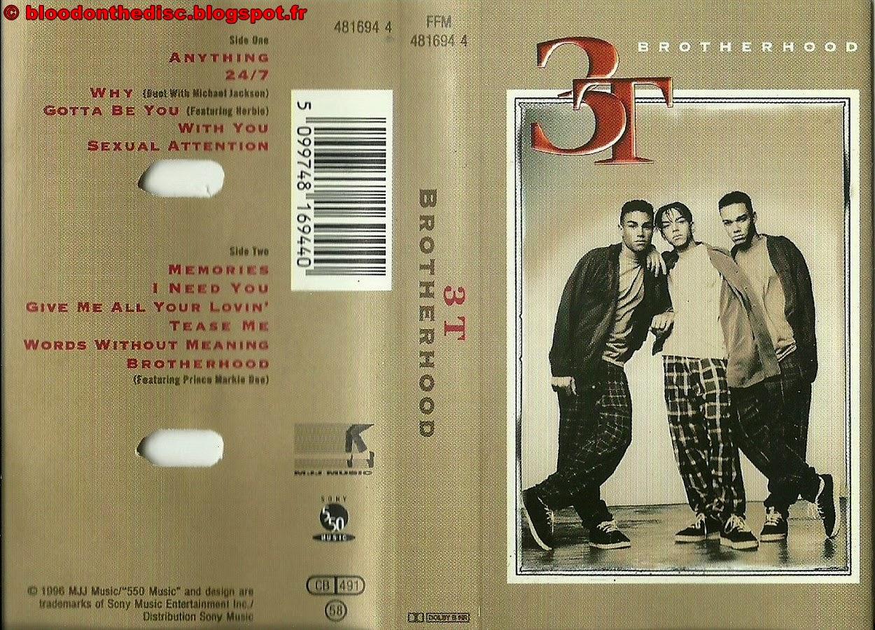 Brotherhood K7 Cover