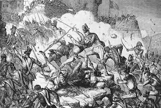 Asedio de Ciudad Rodrigo en la Guerra de Independencia