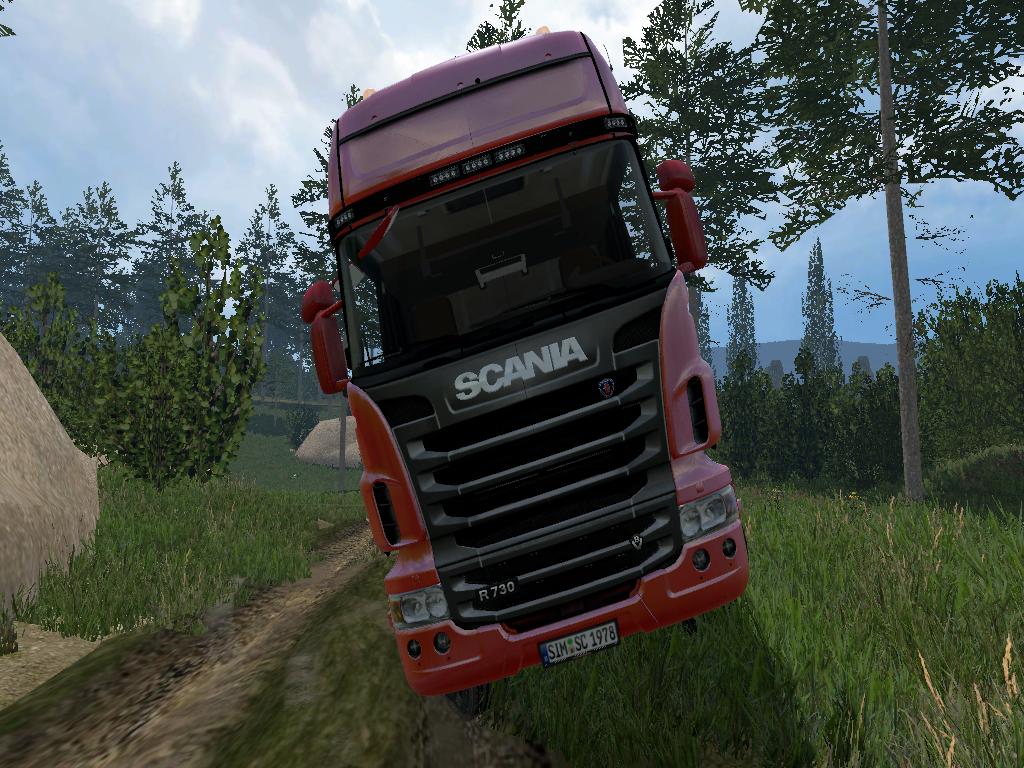 Scania R 730 FS 2015