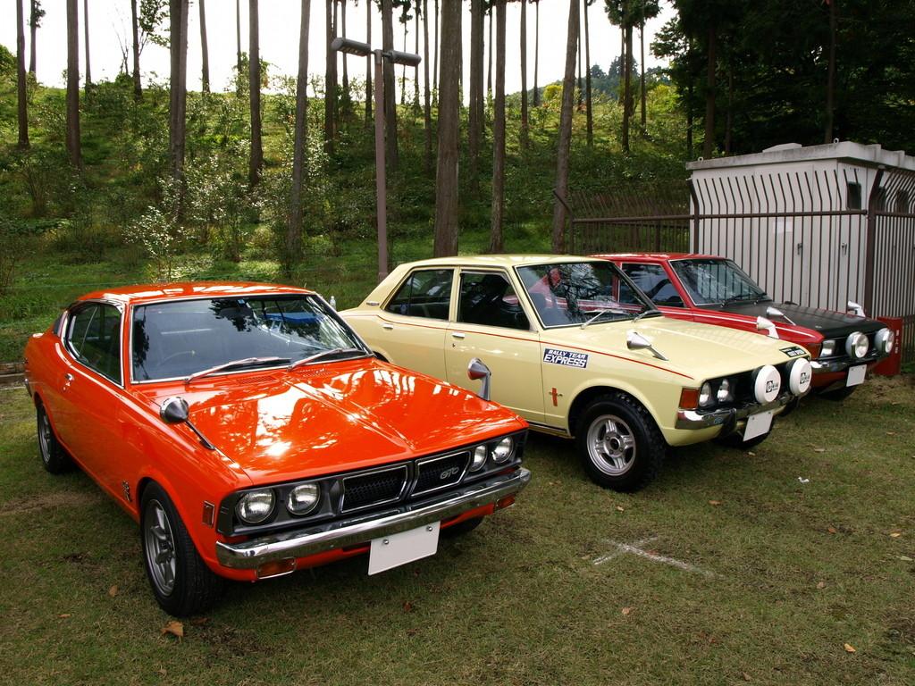 Mitsubishi Galant GTO, Colt Galant, klasyczne samochody
