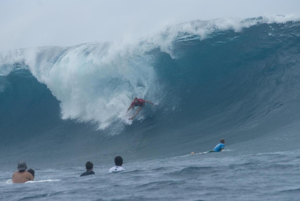 4 Mick Fanning Billabong Pro Tahiti 2015 Foto Stephen Robertson