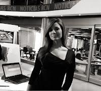 Melissa Martinez periodista y presentadora