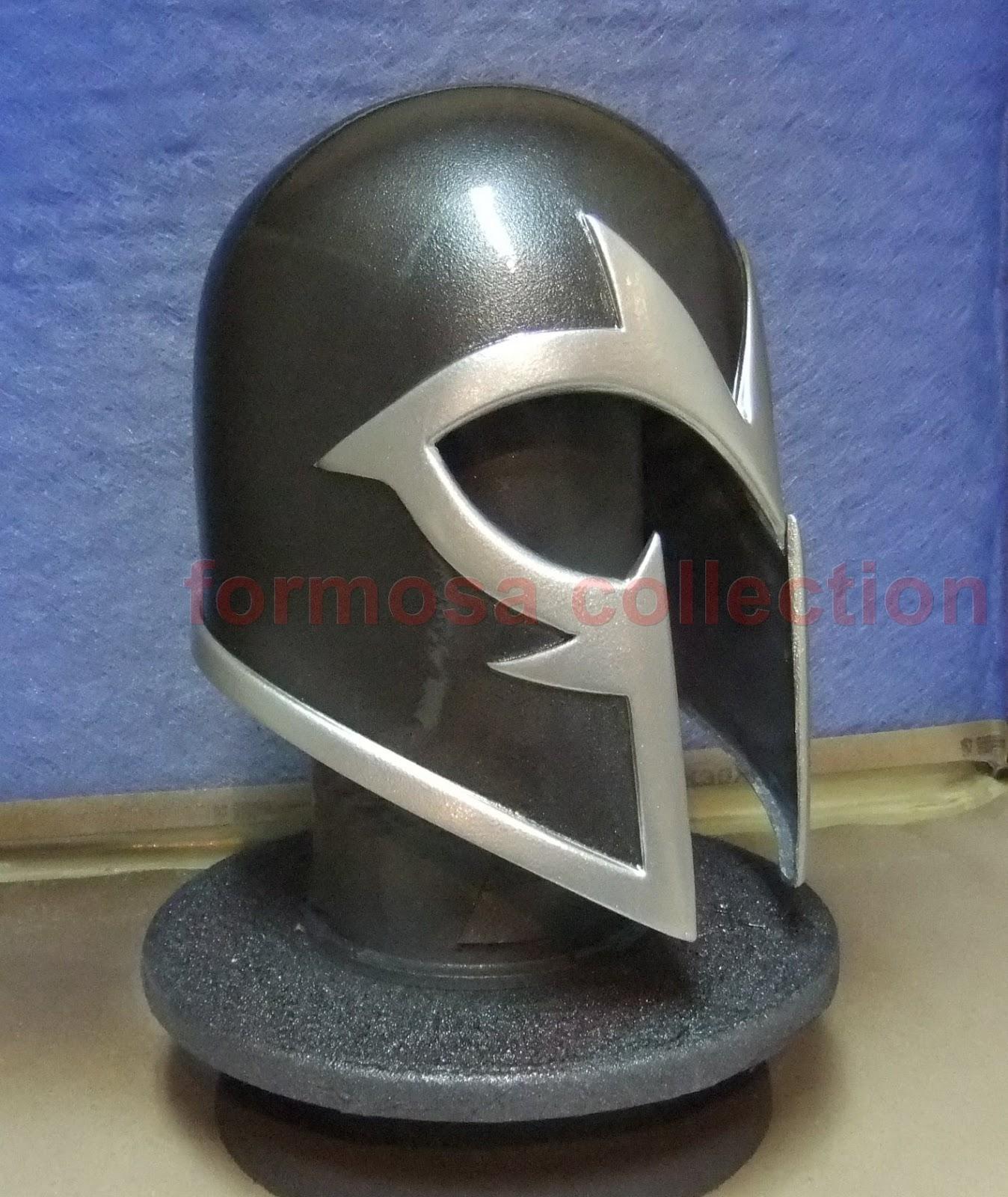 formosacollection x men first class magneto helmet build 3