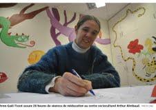 DNA portrait rééducatrice écriture obernai