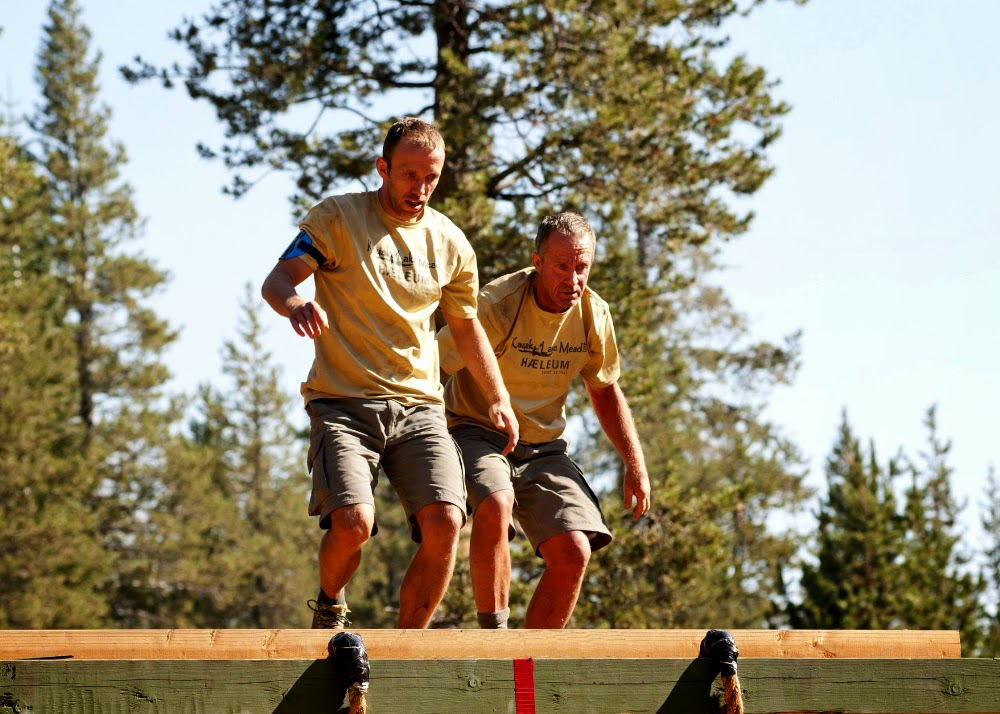 Team Endeavor Challenge 2013 - The Obstacle Course