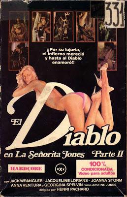 Porno El Diablo en la Señorita Jones 2