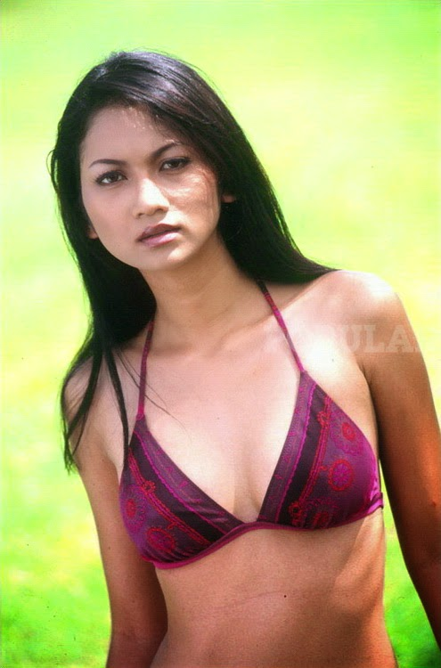 Cintia Hermawan On Popular Magazine April