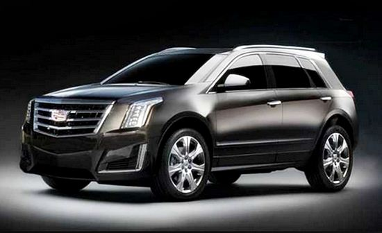 2017 cadillac xt5 concept review car drive and feature. Black Bedroom Furniture Sets. Home Design Ideas