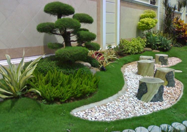 Decoracion de jardines exteriores parte 4 for Jardines exteriores