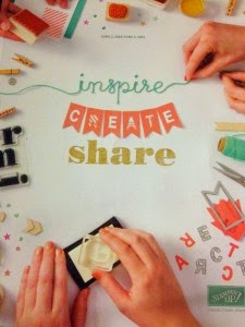 inspire create and share
