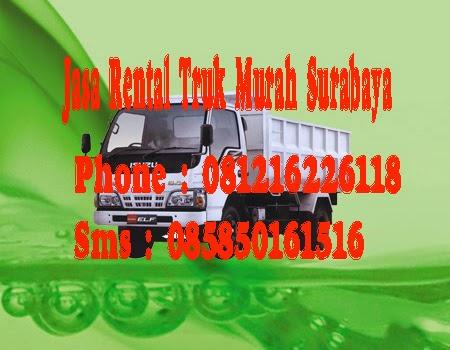 Jasa Rental Truk Murah Surabaya-Indramayu