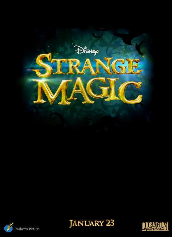 Strange Magic Movie Film Animasi 2015 - Sinopsis