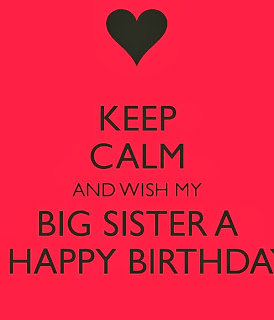 happy birthday sister hd card.