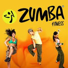 Dancing zumba
