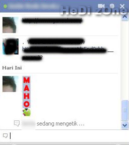Cara membuat Custom Facebook Smiley Emoticon