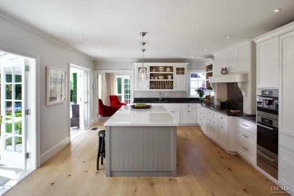 10 cocinas con vistas al jard n guia de jardin - Cocinas con salida al patio ...