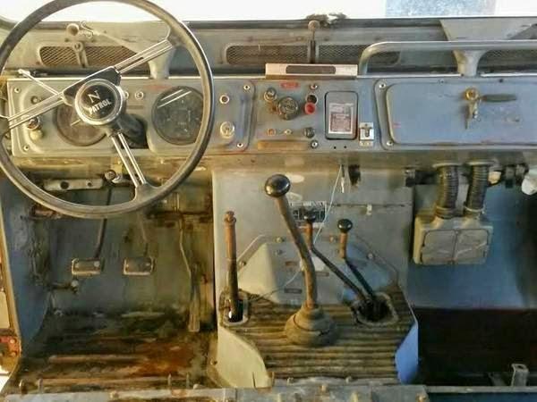 1967 Nissan Patrol Kl60 Auto Restorationice