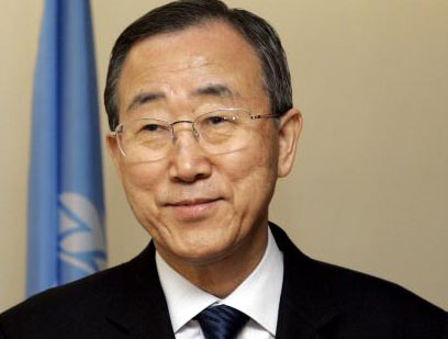 """PGR diz que Ban Ki-moon sabe """"em que pé"""" estão investigações sobre assassínios de 2009"""