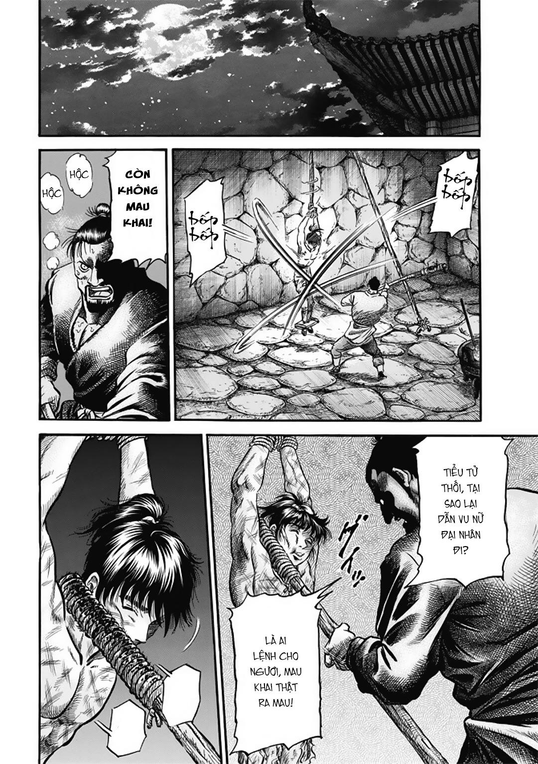 Chú bé rồng-Ryuuroden chap 281 Trang 6 - Mangak.info