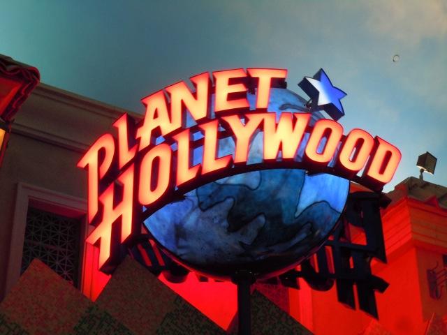 Planet Hollywood Cafe Las Vegas