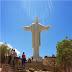Subiendo al Cristo de la Concordia (Cochabamba-Bolivia)