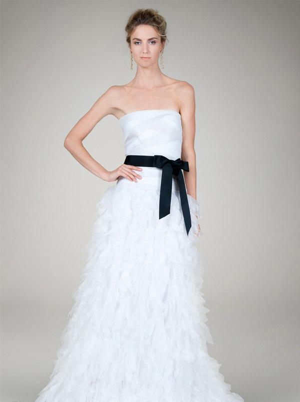 Tadashi Shoji Designer Brautkleider Sammlung - Beste Brautkleide