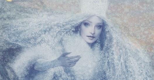 Resultado de imagen para hermosa dama de las nieves