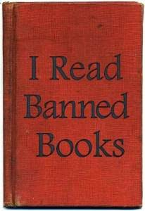 I Read Banned Books Poster Print